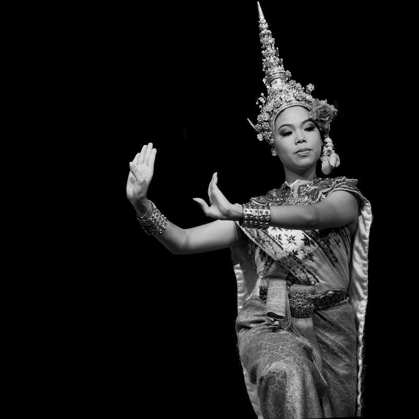 Danseuse Thaï