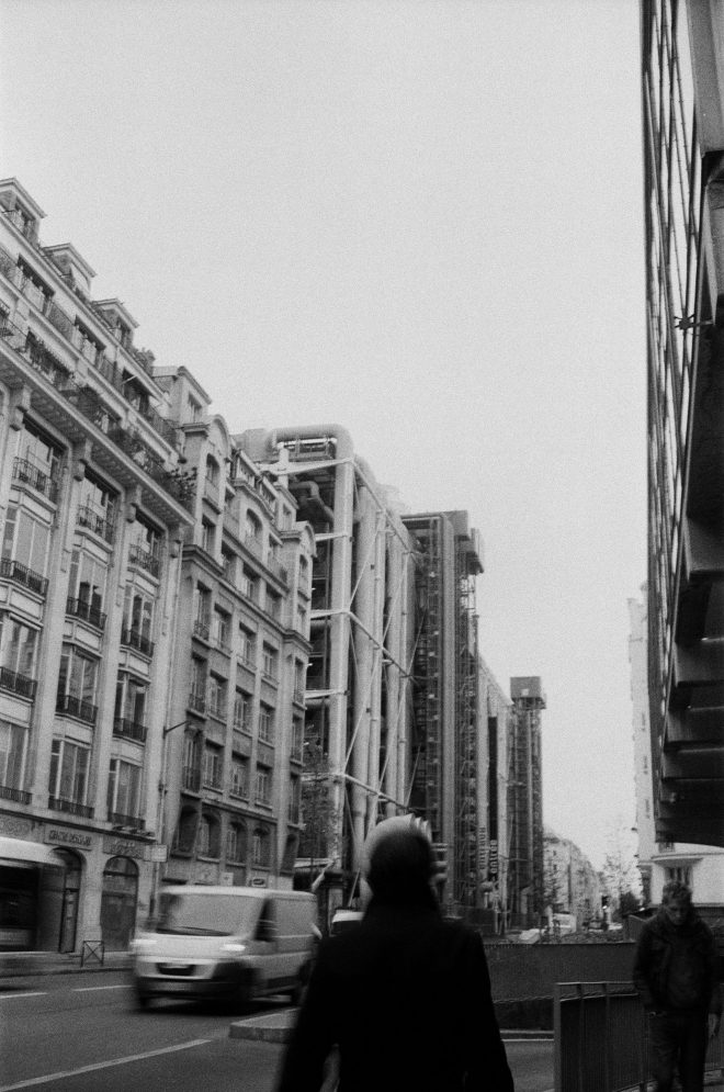 stranger pompidou