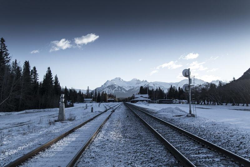 Gare de Banff