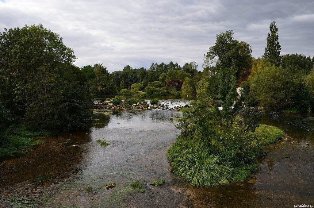 Le Clain (Beaumont 86)