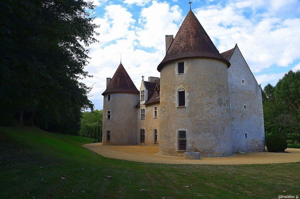 Château de la Motte (Chalandray 86)
