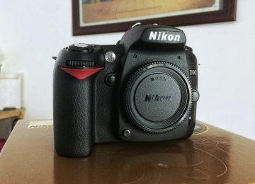 Boitier Nikon D90 Nu