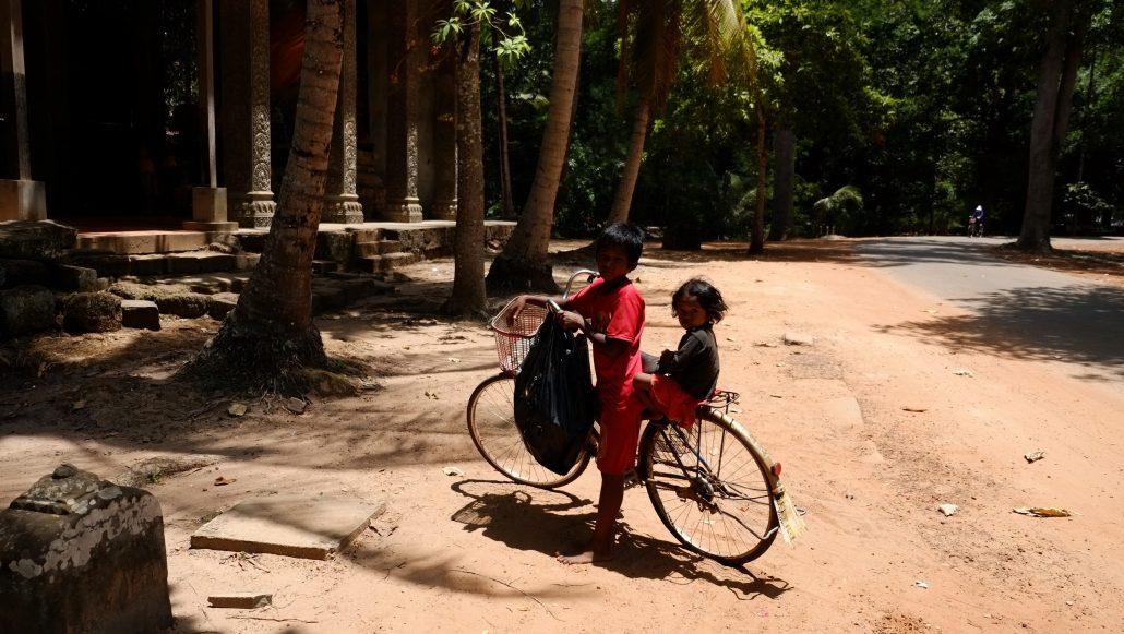 Children of Angkor