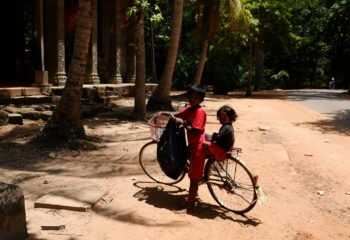 Children of Angkor