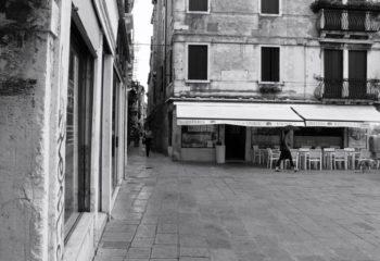 Una Piazza a Venezia