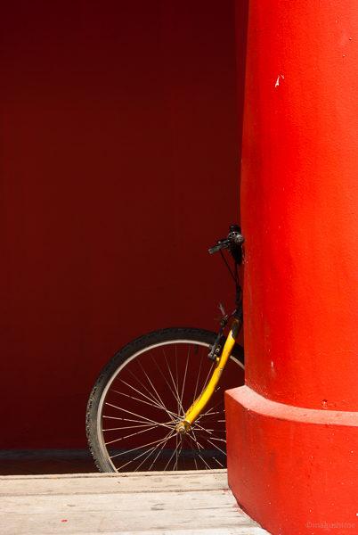 Le p'tit vélo de Singapour