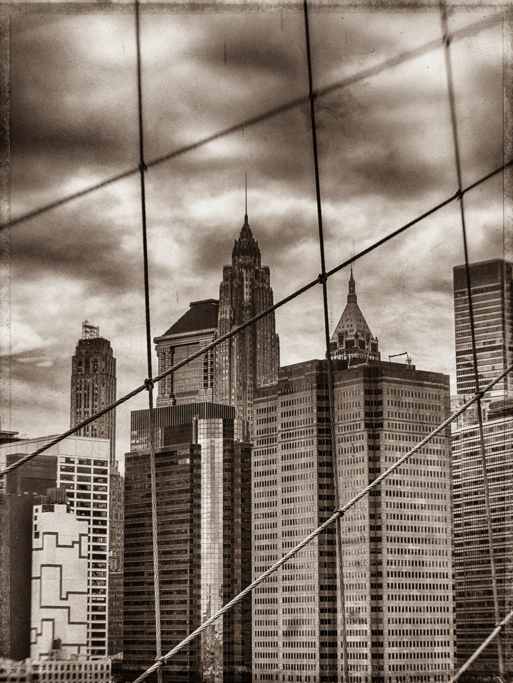 #NYC-3-From the bridge