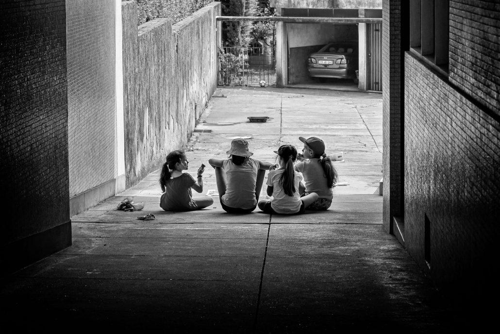 #Children- True friends