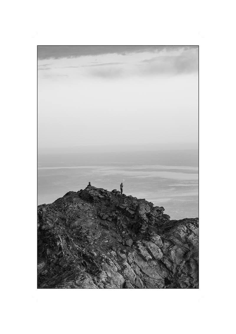 Sur un sommet des Pyrénées