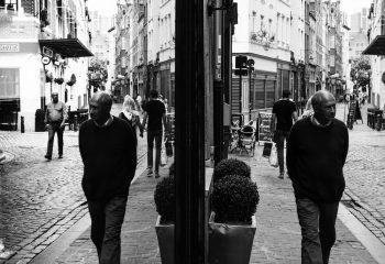 Jeu de Miroir à Bruxelles