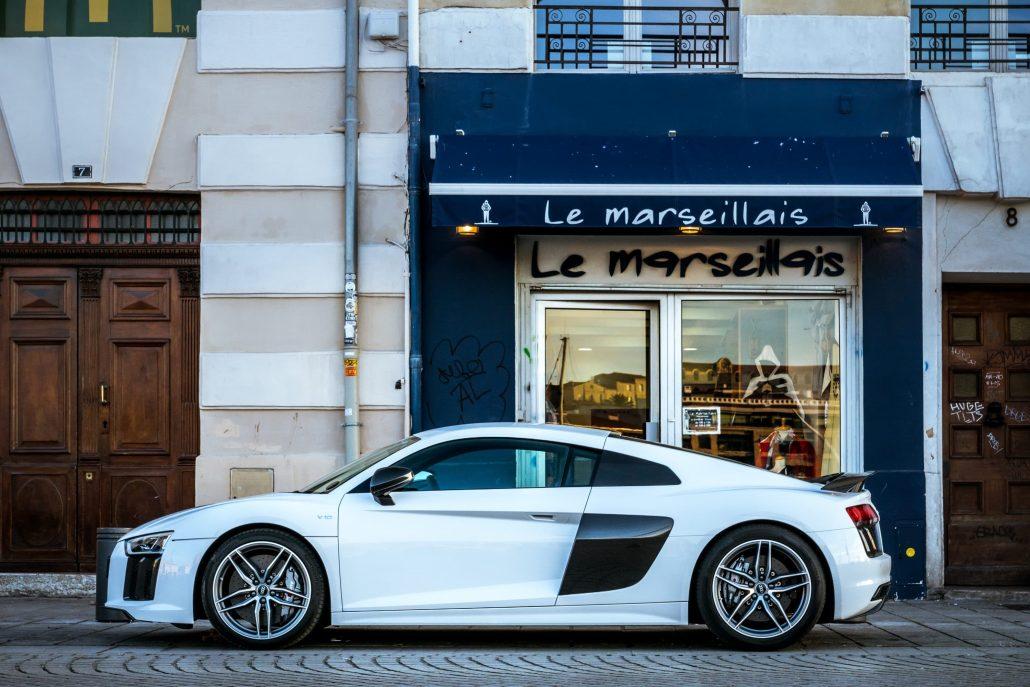 C'est Marseille bébé !