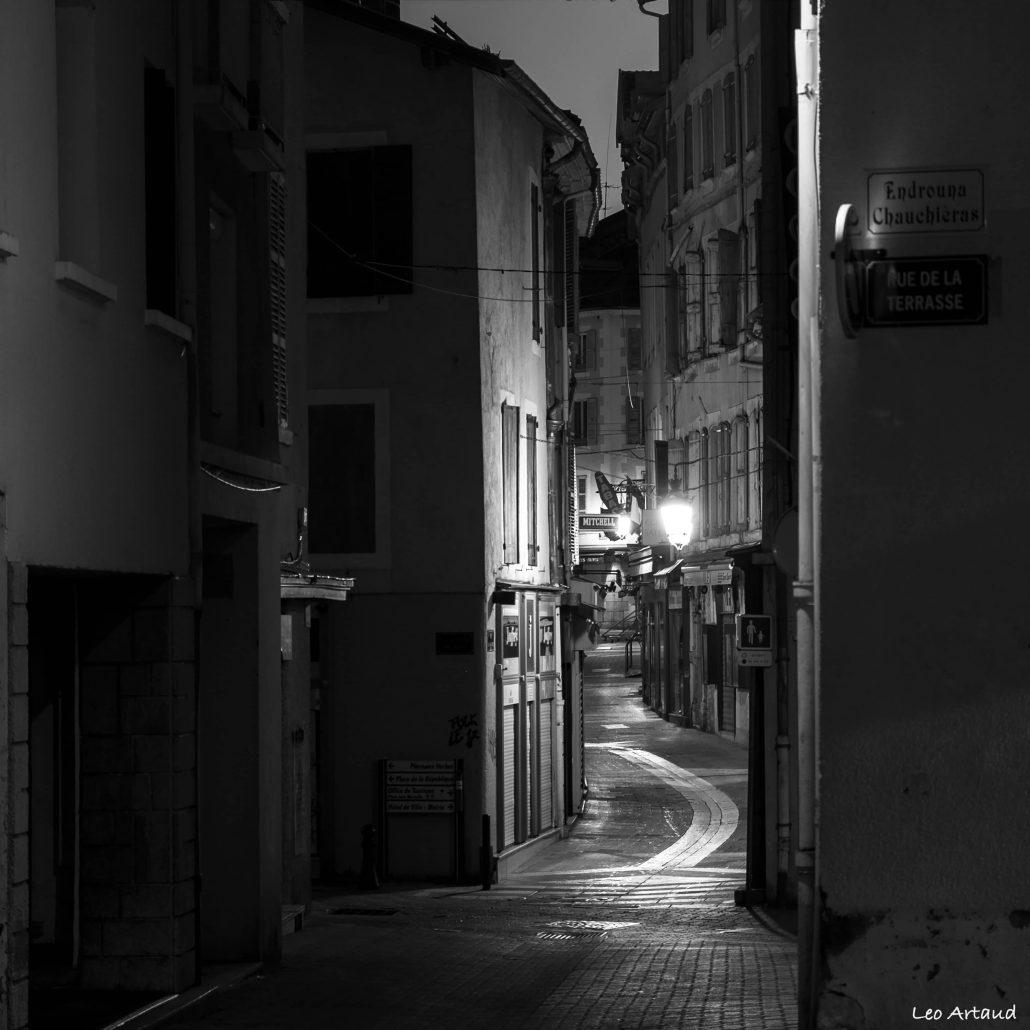 Rue du Colonel Roux à Gap