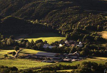 French village (Hautes-Alpes)