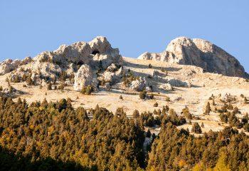 Vers Plateau de Bure (Hautes-Alpes/France)