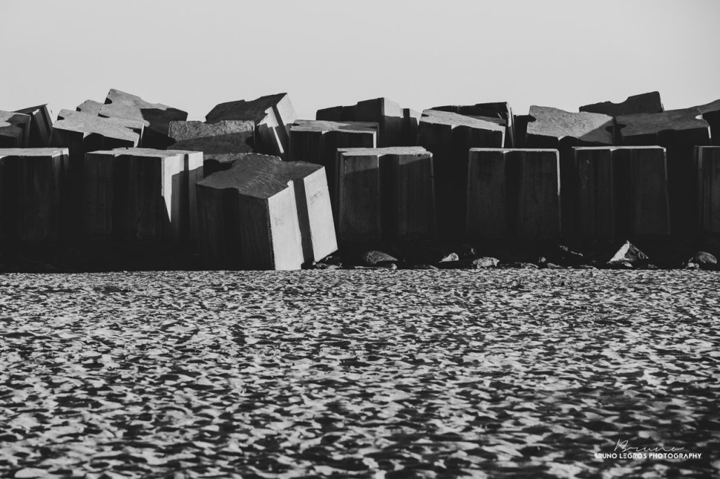 Bloc beach