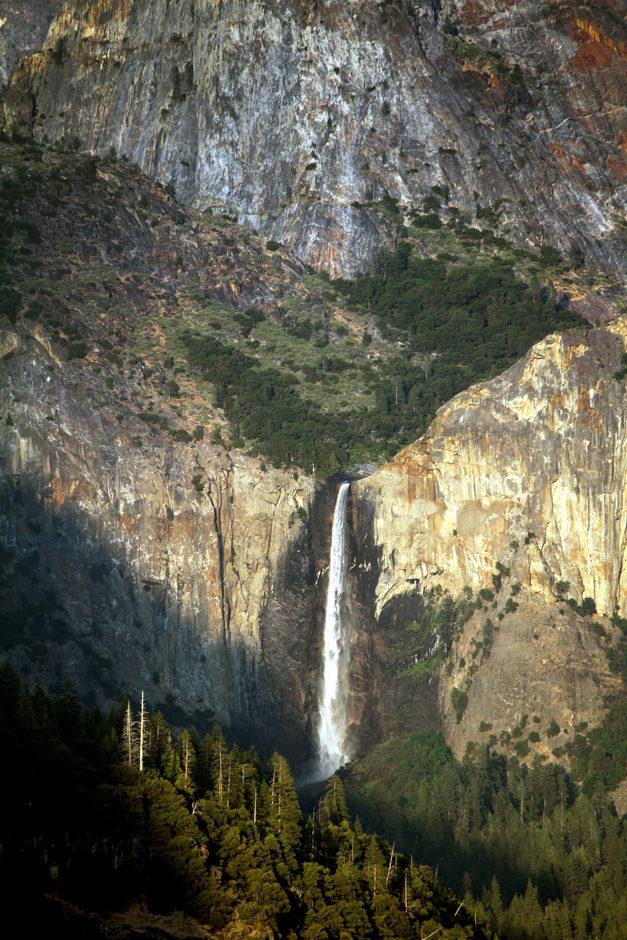 Yosemite WTF (Waterfall)