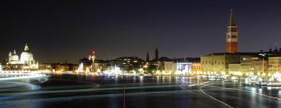 Night lights – Venise