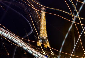 - Eiffel's Lights -