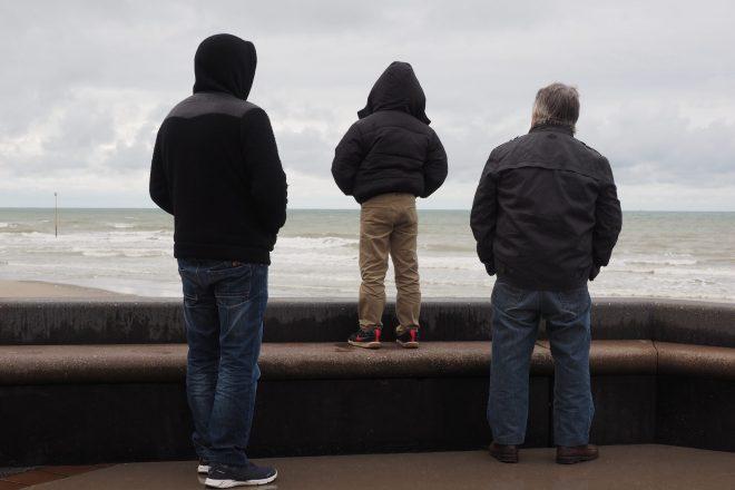 Tel père, tel fils.