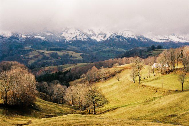 Les couleurs d'Auvergne
