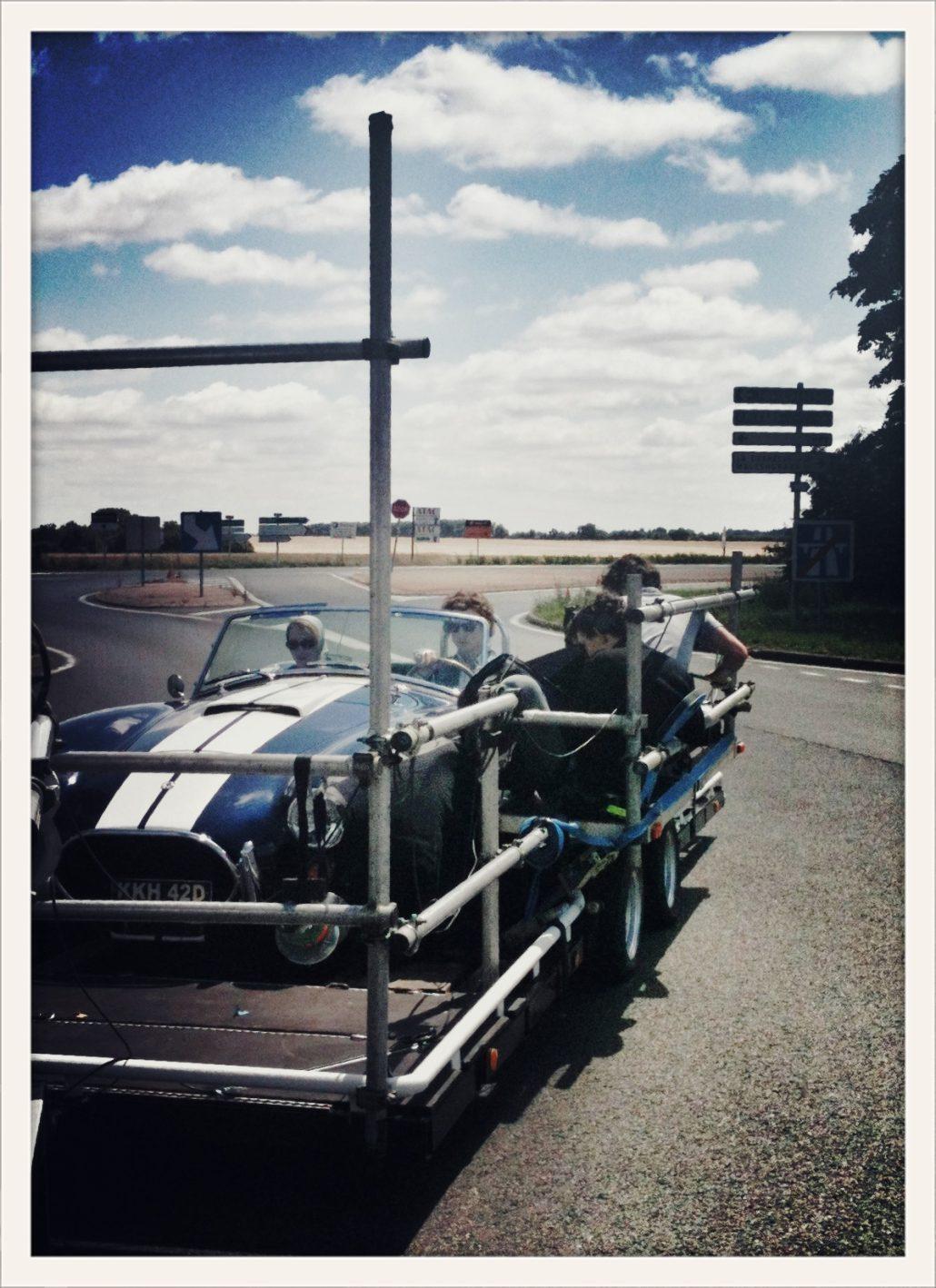 Ac Cobra sur nos routes