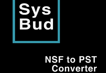 SysBud NSF to PST Converter