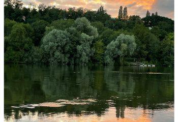 Les couleurs  de la Seine