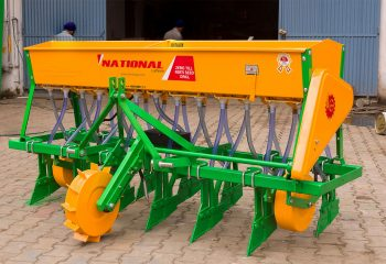 National Agro Industries has been manufacturing Seed-cum-fertilizer Drills