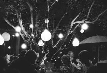 Lumières dans la nuit