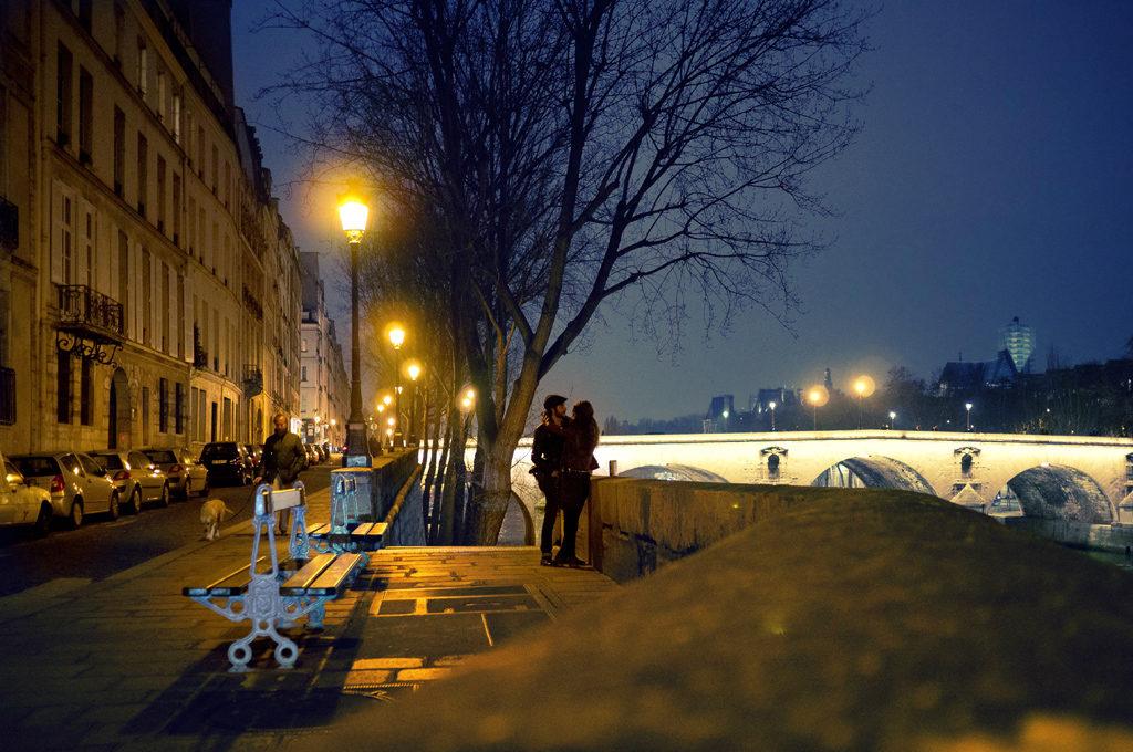 The Lovers / Paris