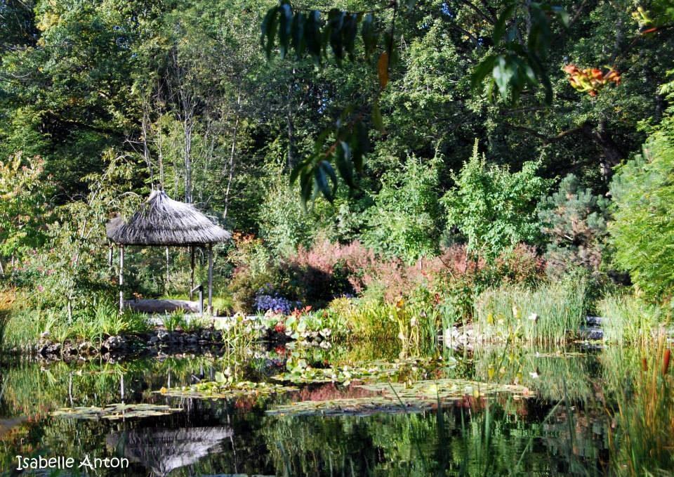 Un petit coin de paradis dans les jardins de Chaumont sur Loire