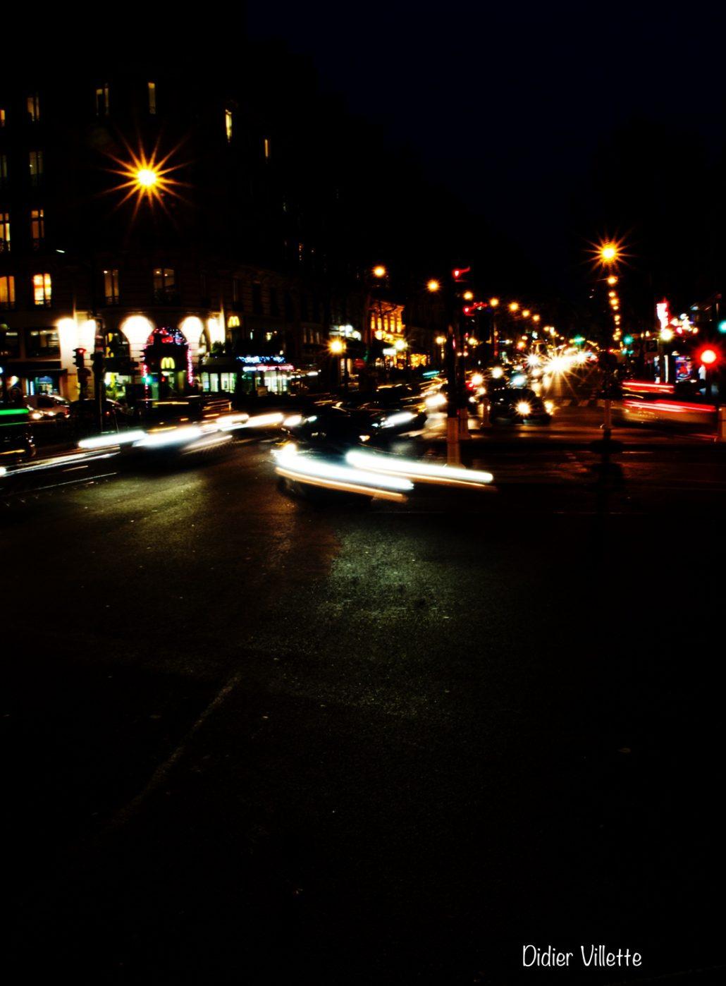 By Night …