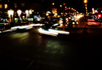By Night ...