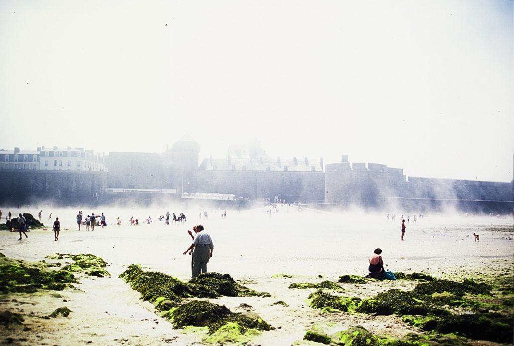 Un été à Saint Malo