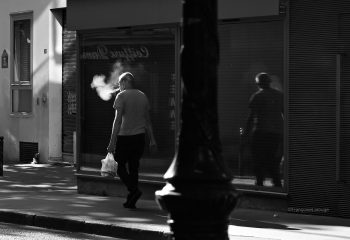 Rue parisienne 10/2021