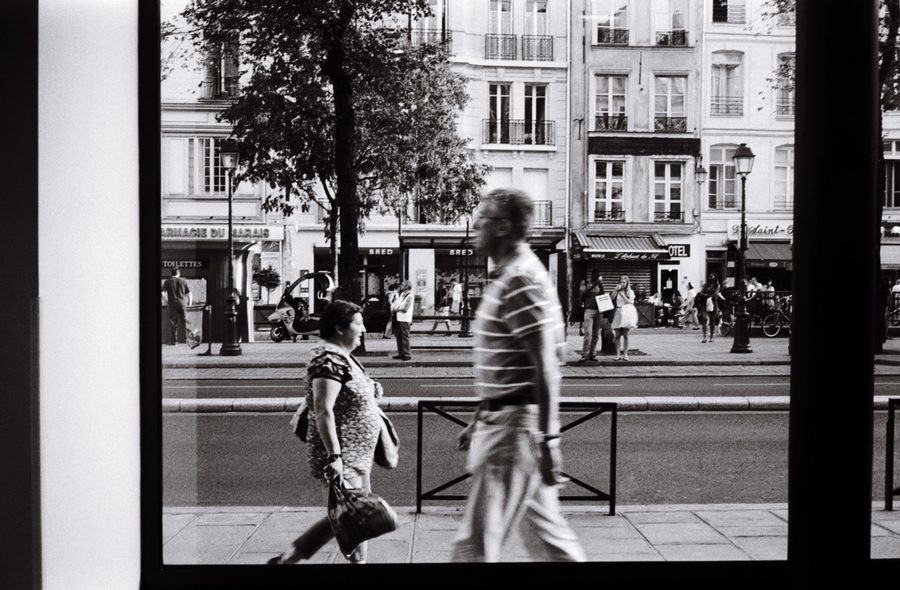Street screening