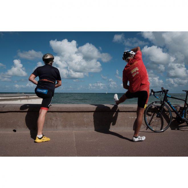 Les cyclistes