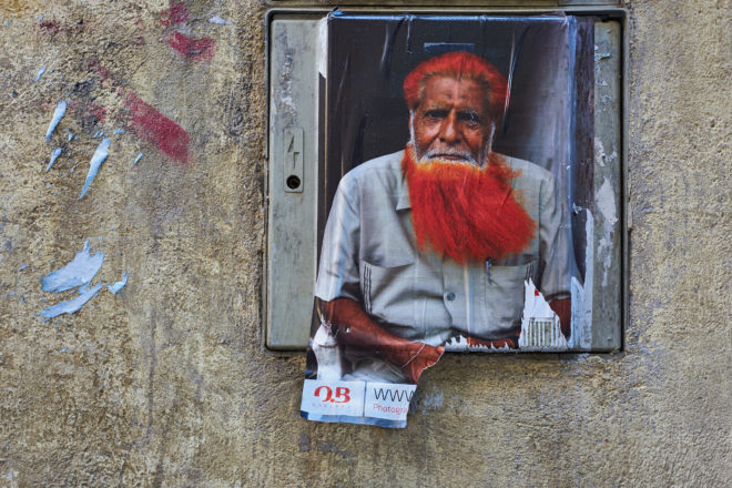 Mur Arles 2016
