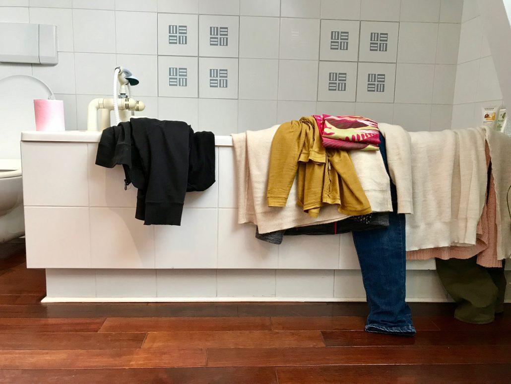 Dans ma salle de bain un matin 3