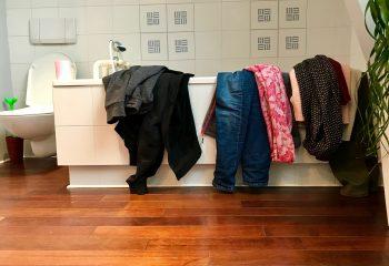 Dans ma salle de bain un matin 4 -Jeudi-
