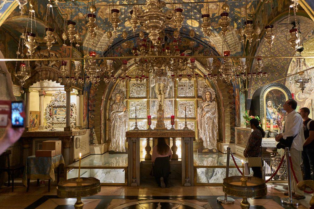 Saint Sépulcre Jérusalem