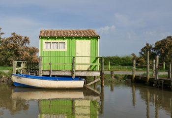 Cabane de pêcheurs