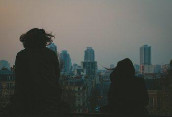 Le couple au coucher
