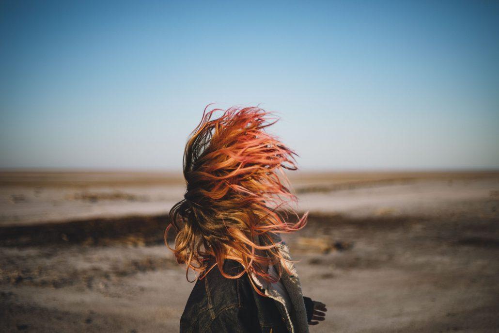 Cheveux de feu