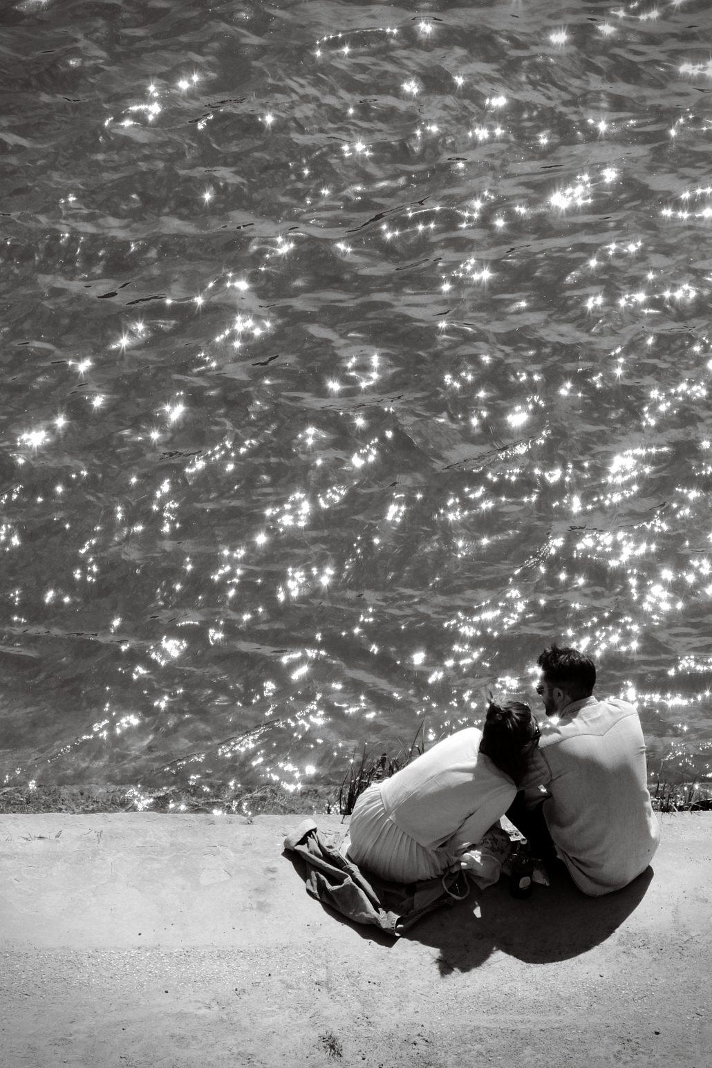 l'amour en bord de Garonne