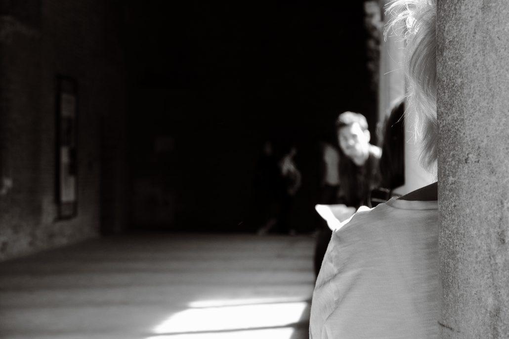 Entre ombre et lumière