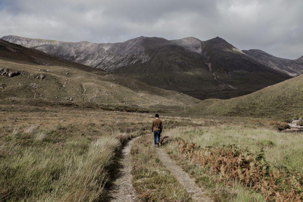 La beauté des Highlands