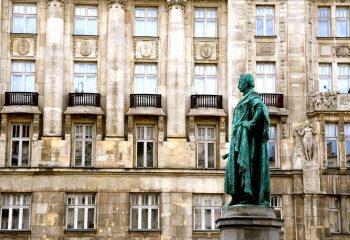 De Pest à Buda : façade hongroise