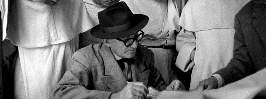 Le Corbusier dans l'oeil de Richard Pare