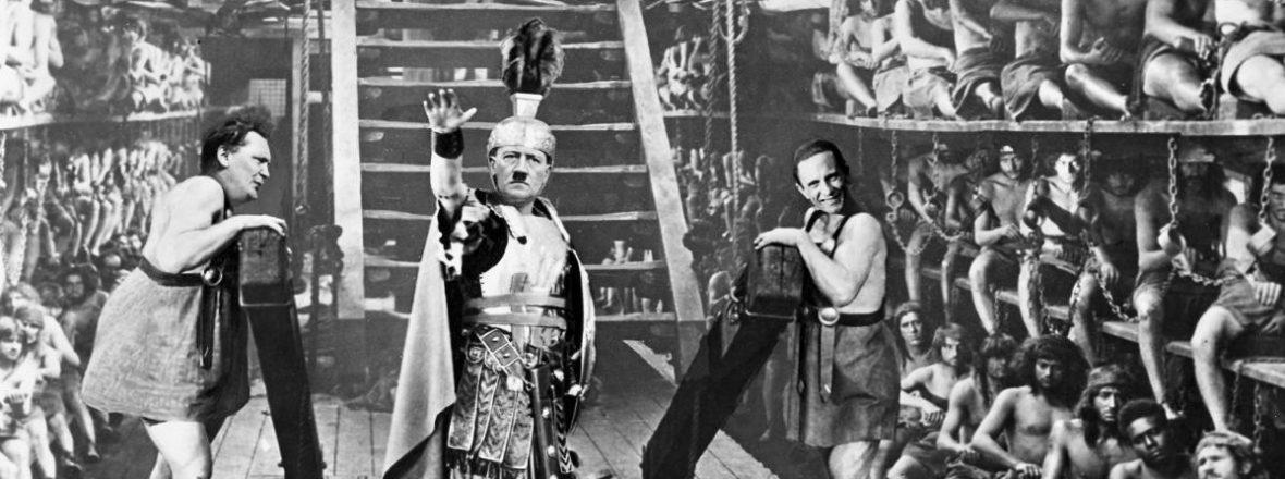 Hitler, Mussolini, Goebbels détournés par Marinus